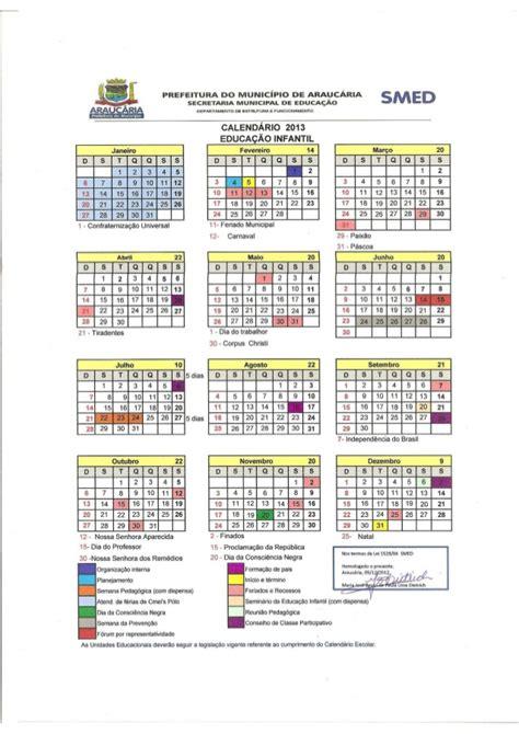 Calendario Escolar 2013 Calendario Escolar 2013