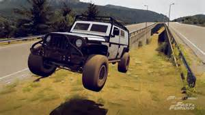 Fast And Furious Jeep Forza Horizon 2 Fast Furious Offroad Build Furious 7