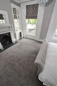 and grey styled bedroom carpet by bowloom