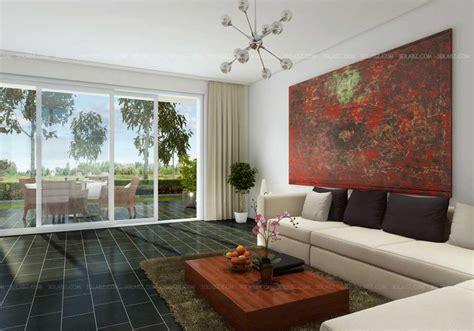 living room 3d view 3d design gachnang switzerland
