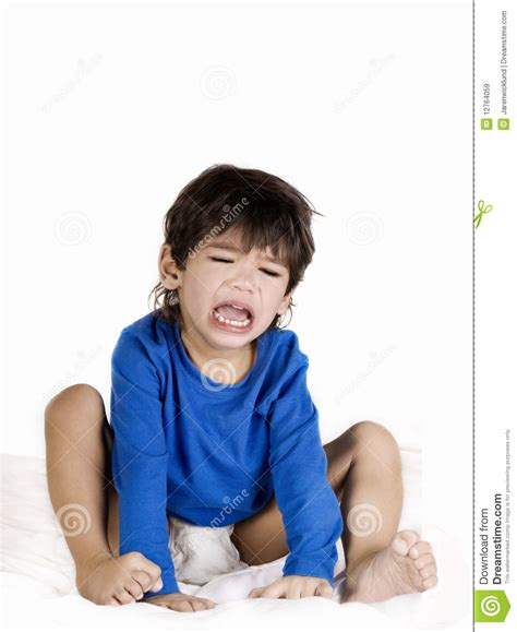 Angry Crying Toddler Boy Royalty Free Stock Images Image Picture Of Boy And Free