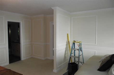 how to install chair rail moulding chair rail applied moulding frames page 2 finish
