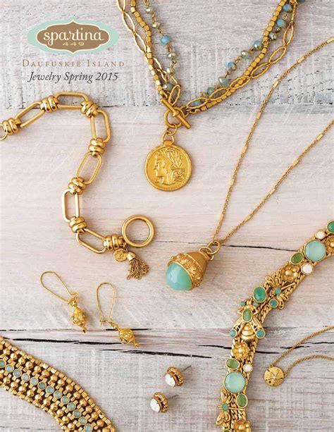 jewelry catalog summer 2015 fashion jewelry catalog by spartina 449