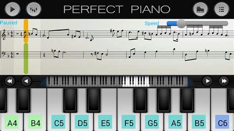 aprende a tocar piano con piano profesor descargar perfect piano aplicaci 243 n para tocar el piano apk full