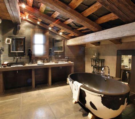 country rustic bathroom ideas 5 ultra rustic bathrooms