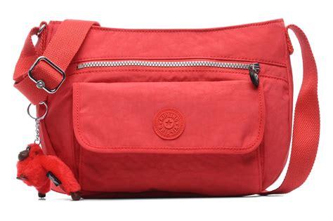 Tas Kipling Selempang 413 New Arrival 4 kipling syro rood handtassen bij sarenza nl 167785