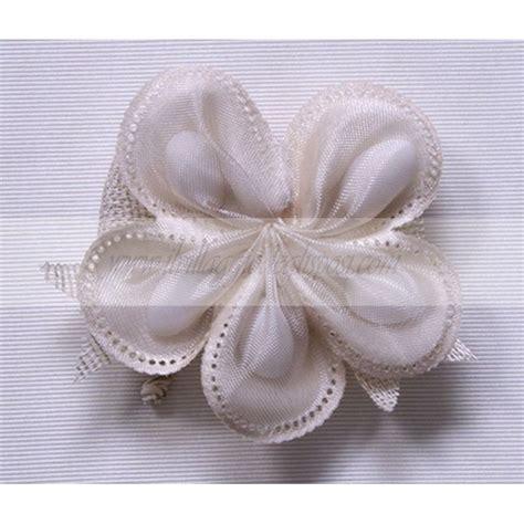 nastro portaconfetti fiore vendita nastro fiore porta confetti avorio o bianco