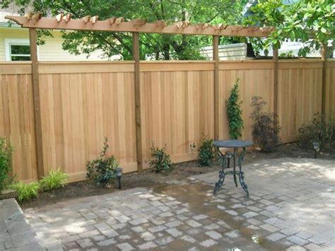 recinzioni giardino legno recinzioni prefabbricate recinzioni modelli prezzi