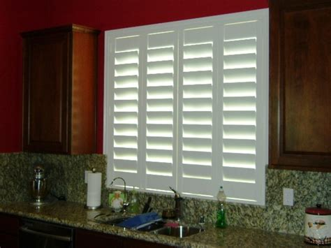 interior wood shutters home depot homebasics traditional