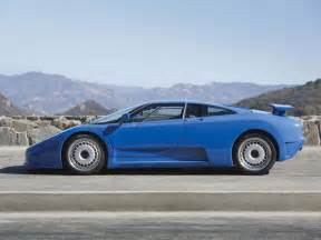 Bugatti E110 1993 Bugatti Eb110 Gt Auction Estimate Is 1 Million