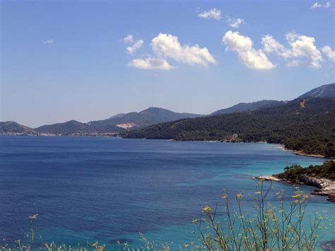 sailing northern greece thassos yacht charters and sailing holidays in northern