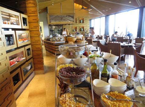 Conrad Koh Samui Zest Restaurant Review Menu And Prices Buffet Breakfast Price