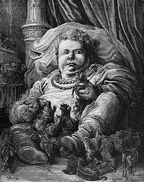Dibujos de Paul Gustave Doré - Pintura y Artistas