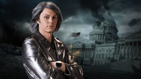 quicksilver in film quicksilver x men 2014 movie wallpaper hd