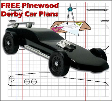 free templates for pinewood derby cars free pinewood derby car plans designs and templates http