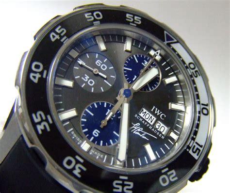 Sho Sui アクアタイマー iwc 機械時計の写真