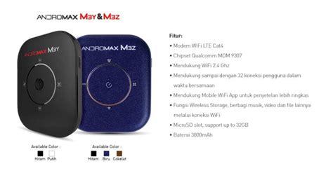 Hotspot Wifi Andromax spesifikasi dan harga smartfren mifi andromax m3z m3y