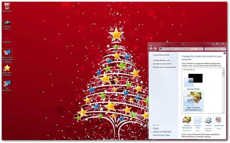 themes merry christmas merry christmas windows theme download