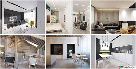 arredare casa moderna idee per arredare una casa piccola in stile moderno