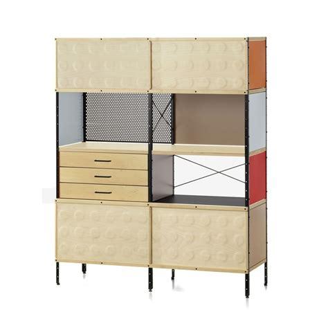 Etagere Vitra by Eames Storage Unit Bookcase Etag 232 Re Vitra Silvera