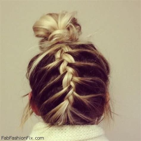 upside down haircut 82 best images about buns and stuff on pinterest top bun