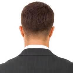 haircut tapered neck ear back of head hair men