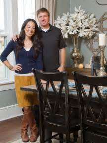 Joanna and chip gaines chip and joanna gaines hosts of hgtv s fixer