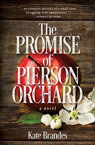 libro the promise the promise of pierson orchard kate brandes amazon com mx libros