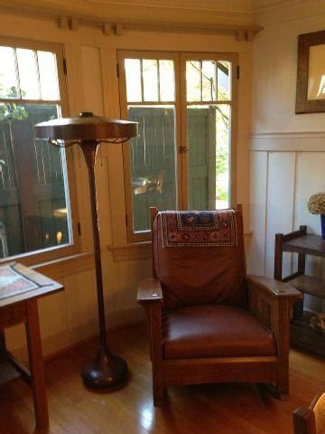 Bungalow Style Homes Interior Arts Amp Crafts Craftsman Bungalow Home Floor Lamp