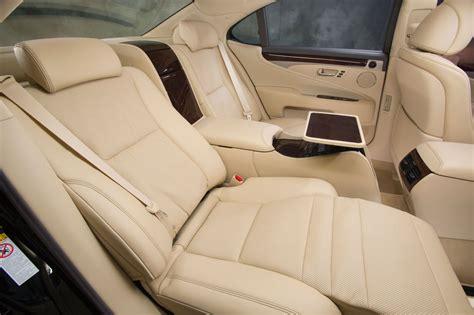 lexus ls 460 reclining back seat lexus ls 460 2013 cartype