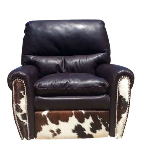 Ultimate Recliner by The Ultimate Recliner Leather Cowhide