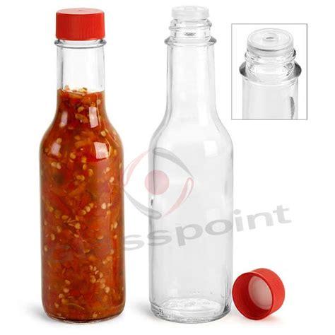 Sauce Bottle sauce bottle glass bottle for tomato sauce