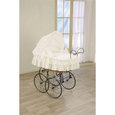 Leipold Cribs by Leipold Damaris Nostalgiewagen Royal Crib