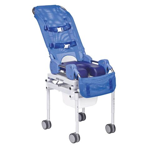 Rolling Shower Chair Commode by Columbia Omni Rolling Commode And Shower Chair Shower Chairs