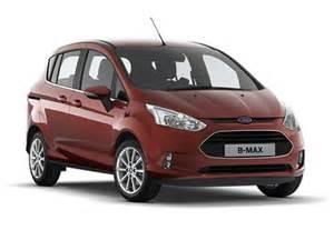 Ford B Max New Ford B Max 1 6 Titanium 5dr Powershift Petrol