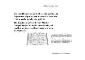 how to download repair manuals 2011 toyota tundra navigation system 2005 toyota tundra repair manual information pdf 2 pages