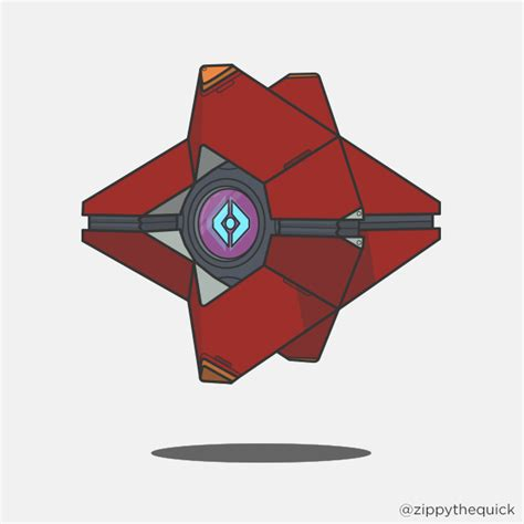 How To Draw The Ghost From Destiny