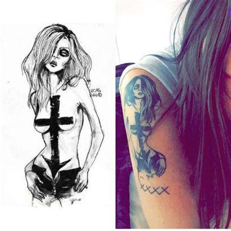 taylor momsen tattoos momsen lucasbdavid drawing inspo