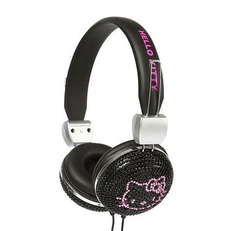 Headphoneheadset Hello 368 best images about hello 3 on pink hello swarovski and bento