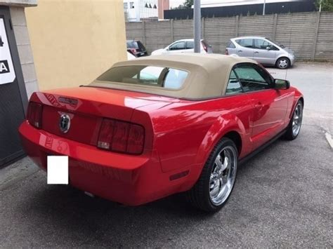Ford Mustang Autouncle by Sold Ford Mustang Cabrio Used Cars For Sale Autouncle