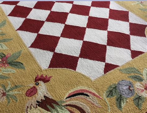 Rooster Area Rugs Unique Rooster Kitchen Rugs Homesfeed