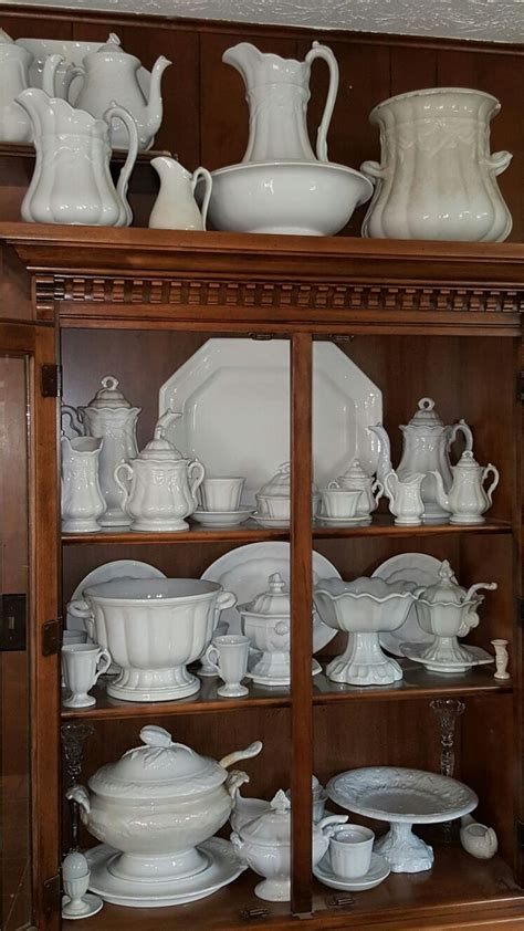 Cabinet Ceres by 628 Best Ironstone Images On White