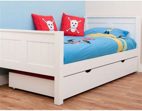 kids single bed classic kids single bed white