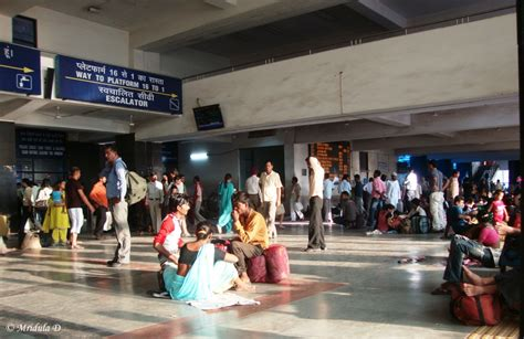 In and Around Railway Stations - Travel Tales from India ...