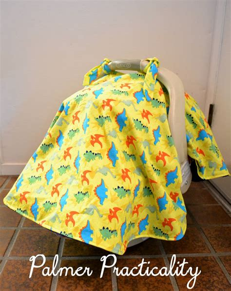 Handmade Baby Car Seat Covers - palmer practicality baby car seat cover