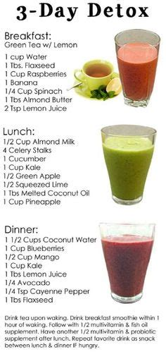 10 Day Mild Detox by 1000 Images About Dr Oz 3 Days Detox Cleanse On