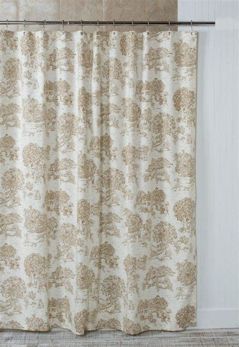 french toile shower curtain 25 best ideas about toile curtains on pinterest top