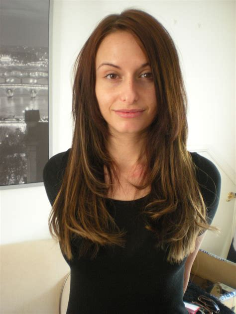 sarahs hair extensions 2 and after ilove hair extensions flickr