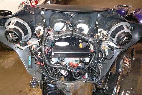 flhtcuse3 rear speaker wiring diagram harley front speaker
