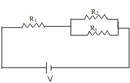 resistors of values 8 12 and 24 are connected in parallel across a fresh battery resistor open circuit get science help